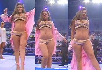 美国女子摔角尤物top5