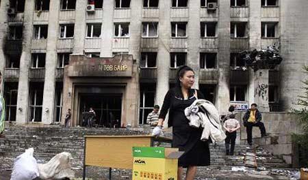 蒙古国因议会选举引发的抗议骚乱令世界重新审视这个国家转型的得与失。 IC图