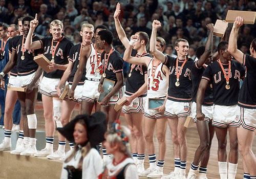1968年墨西哥奥运会