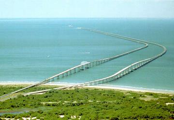 世界最长桥切萨皮克湾大桥