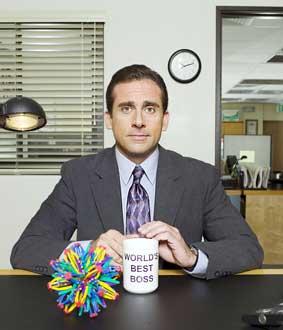 斯蒂夫-卡莱尔 《办公室》