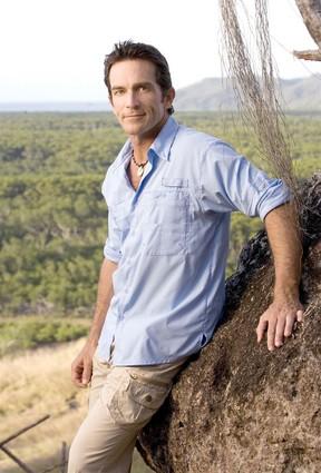 杰夫-普罗布斯特《幸存者》   最佳真人秀主持人提名:杰夫-...