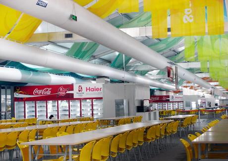 海尔自然冷媒冰箱将为来自全球16000名运动员和官员提供冷饮服务
