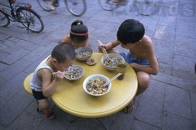 孩子吃什么好?