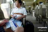 """北京轨道交通新线体验 北京地铁的""""中国风情"""""""