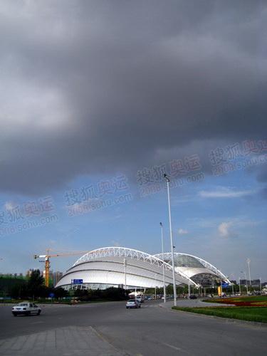 五里河体育场 韩大海摄
