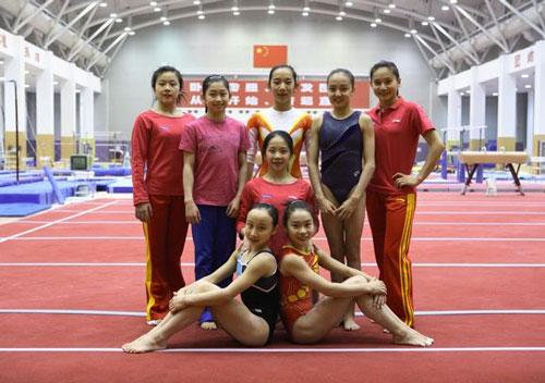 国家女子体操