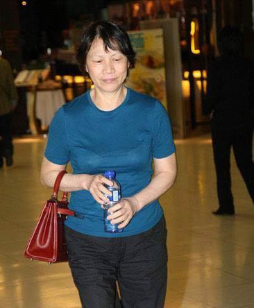 刘妈妈尚显年轻