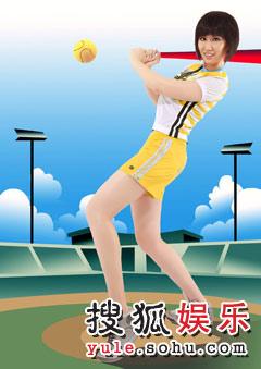 棒球-何慕男