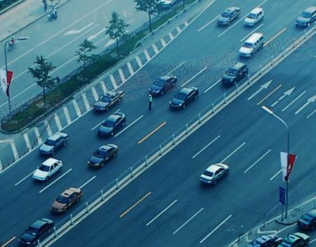7月21日上午9点交通状况