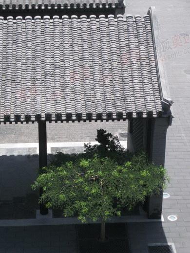 青砖旧瓦的风景