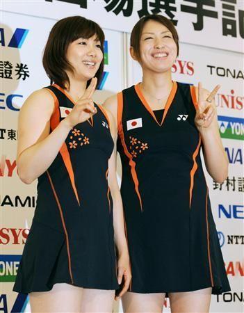 解密奥运服装:日本女队性感路线