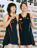各国奥运服装大亮相:日本女队性感路线(组图)
