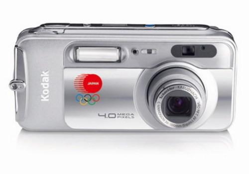 """柯达""""M2008""""奥运珍藏版相机火爆预售中"""