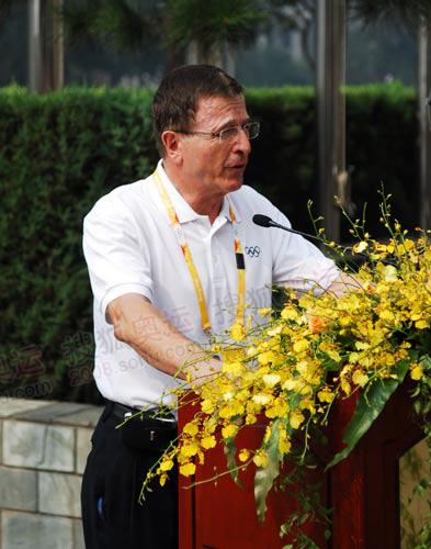 国际奥委会奥运会执行主任费利讲话