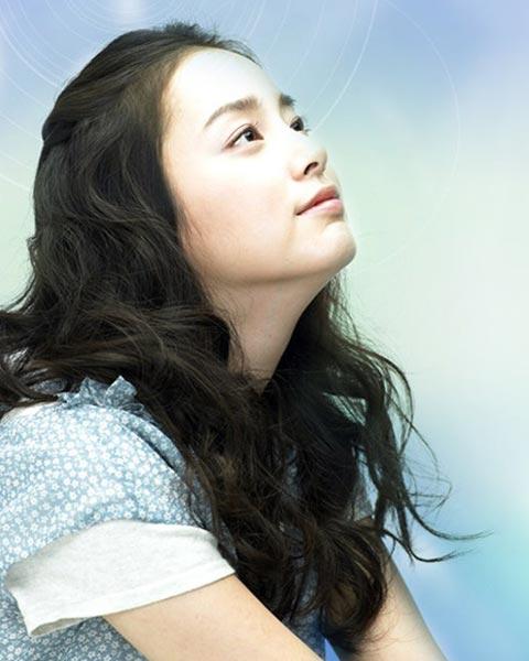 金泰熙是韩国娱乐记者心目中最美的女艺人
