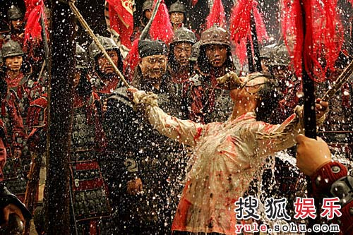 三十一集电视连续剧《大唐游侠传》精彩剧照08