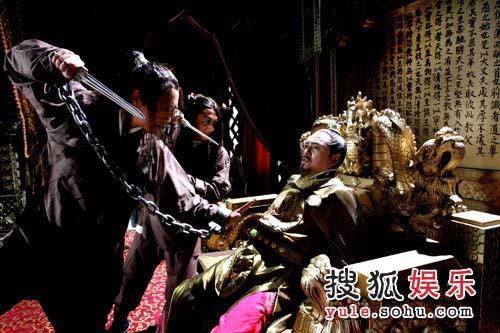 三十一集电视连续剧《大唐游侠传》精彩剧照09