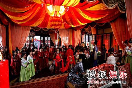 三十一集电视连续剧《大唐游侠传》精彩剧照10