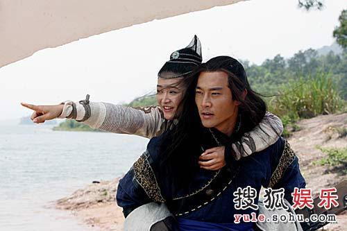 三十一集电视连续剧《大唐游侠传》精彩剧照05
