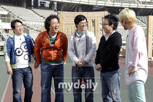 MBC电视台人气节目《无限挑战》将在奥运期间访问北京