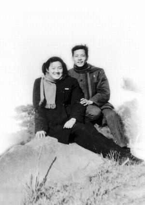 揭秘:洪君彦与章含之恋爱史及离婚真相(图)