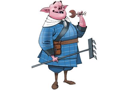 猪八戒(Pigsy)