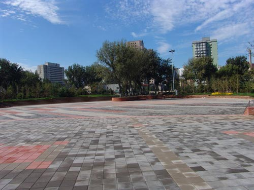 朝阳公园08广场