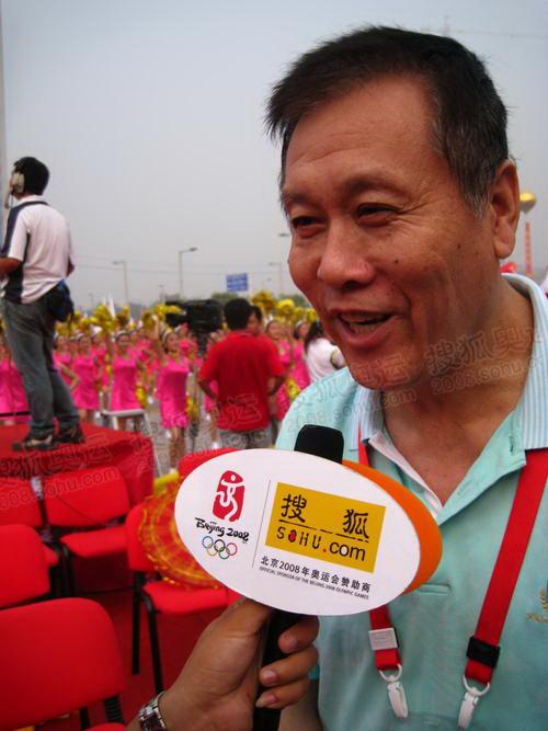 河南省体育局局长韩时英