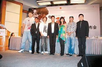 吴京自导自演的电影《狼牙之阿布》,昨日于北京举行开镜发布会。