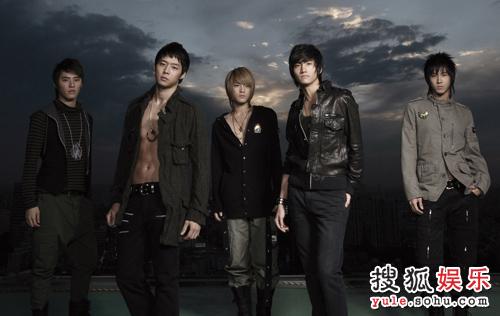 东方神起上海演唱会_S.M家族2008上海演唱会演出阵容-搜狐娱乐