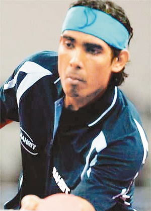 印度乒乓球渴望突破 飞赴西班牙积极备战奥运会