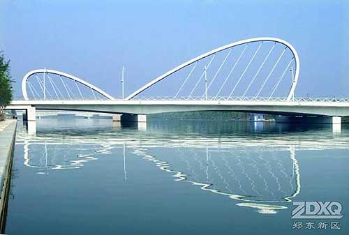郑东新区景观桥