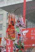 """组图:""""中国抬阁文化之乡""""抬阁表演令人惊叹"""