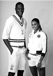 美国队奥运服装