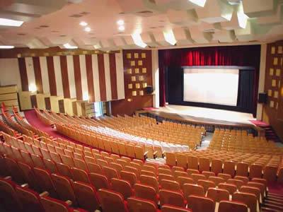 剧场舞台手绘图