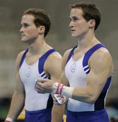保罗-哈姆和孪生兄弟摩根-哈姆