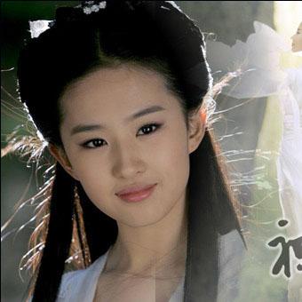 中国八大古装影视剧美女造型