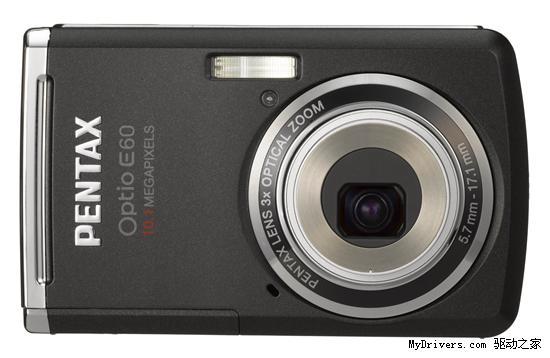 宾得推出一款低价千万像素便携数码相机