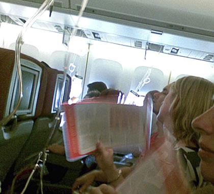 旅客紧急补习急救措施