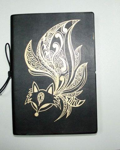 胡一威设计的搜狐笔记本