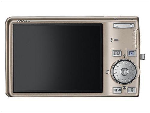 尼康 S600