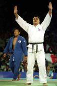 杜耶:三夺奥运会柔道重量级奖牌