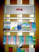 图文:揭秘BIMC天津分中心 工作间里的取阅架
