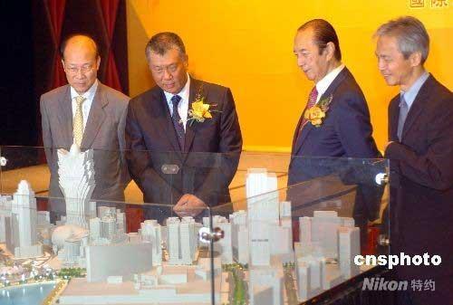 澳门葡京酒店明年拆除重建图