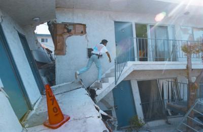 美国加州地震疑为大地震前兆 已有27次余震(图
