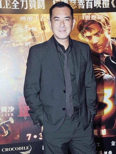 黄秋生独撑《盗墓3》香港宣传,外国的宣传活动则无分参与。