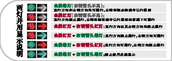 """广州启用新式红绿灯 司机大多""""蒙查查"""""""