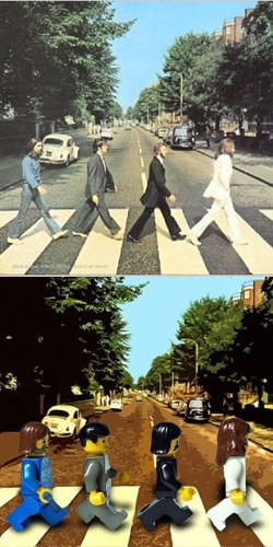 The Beatles的《Abbey Road》
