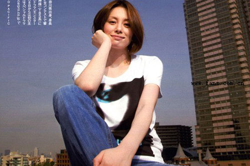32岁美女米仓凉子